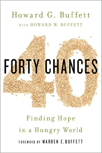 Finding Hope in a Hungry World 40 Chances
