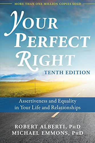 Top your perfect right assertiveness and equality