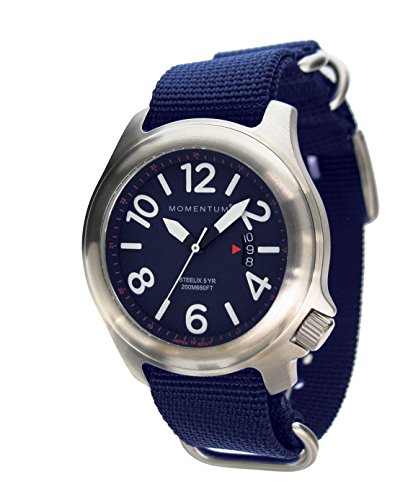 St. Moritz Momentum Steelix Field Watch 1M-SP74US7U