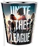 #2: DC Comics: Justice League Movie Theater Exclusive 130 oz Metal Popcorn Tin