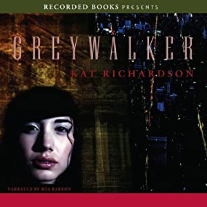 Greywalker Audiobook