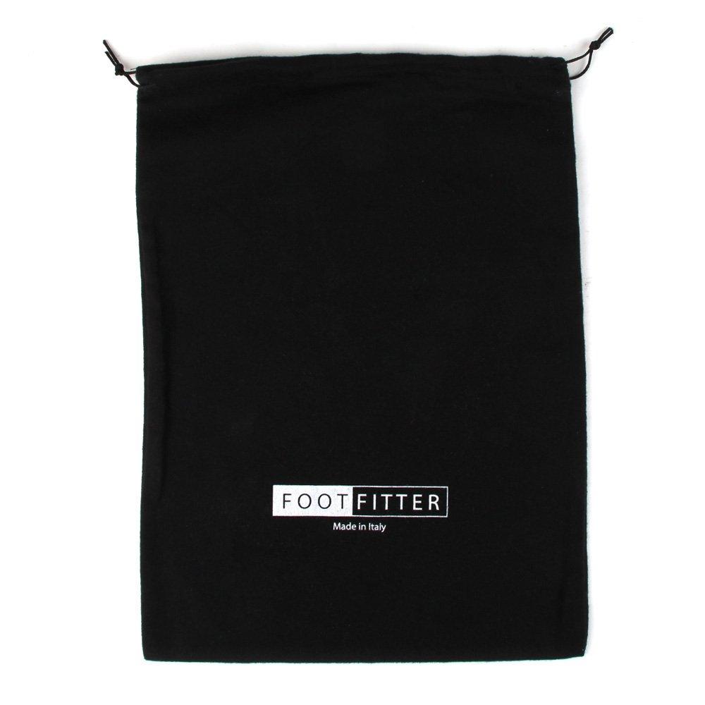 FootFitter Italian Flannel Cotton Shoe Bag, 10 x 15 - 4 Pack!