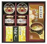 TakaraMiyuki red snow crab & Japanese Kyo Variety Gift HKO-30B F206-03