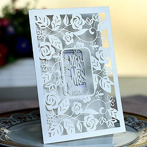 Rose Frame Craft Dies Leaves Background Cutting Dies,Letmefun Metal Cutting Dies Stencils New 2019 for Card Making Scrapbooking Wedding Decorative