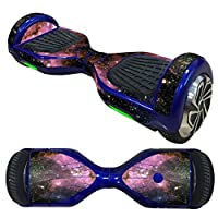 Iusun Balancing Board Sticker, Skin for Self-Balancing Electric Scooter - Sticker for Skate Hover Board - Decal for Self Balance Mobility Longboard 2 Wheel Scooter
