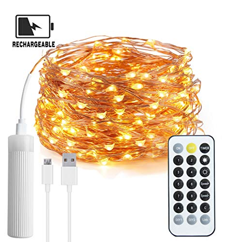 Rechargeable Led Christmas Lights