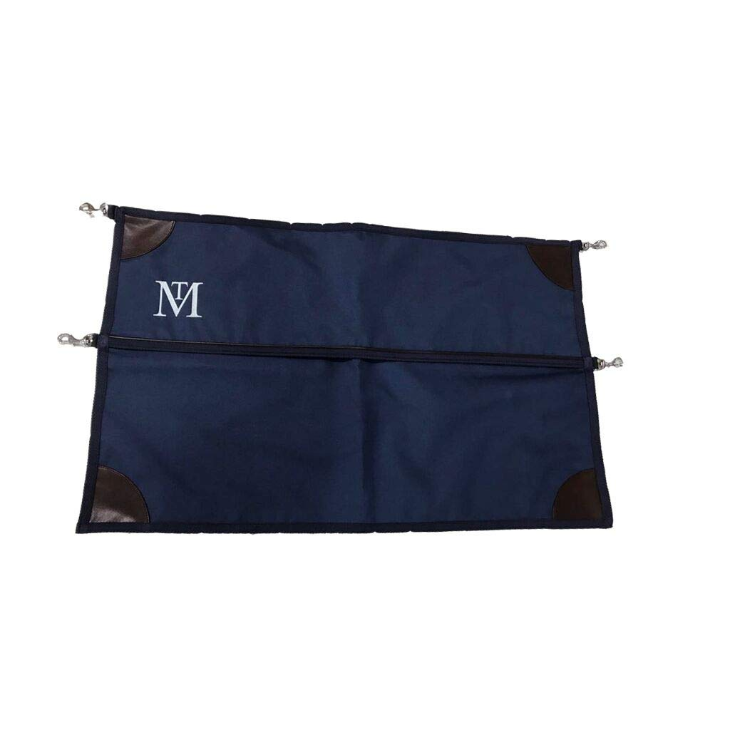 Mark Todd Deluxe Stable Guard (One Size) (Navy/Brown)