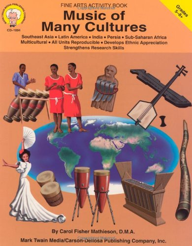 Music of Many Cultures, Grades 5 - 8