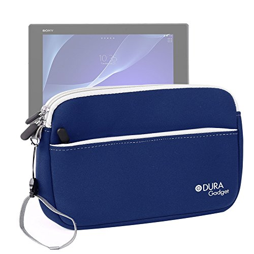 Tablet Case for Xperia Tablet Z3 (Dark Blue) - 8