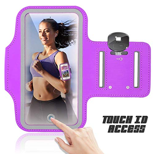 Sports Running Armband Compatible ZTE Nubia Z7 Max NX505J 5.5