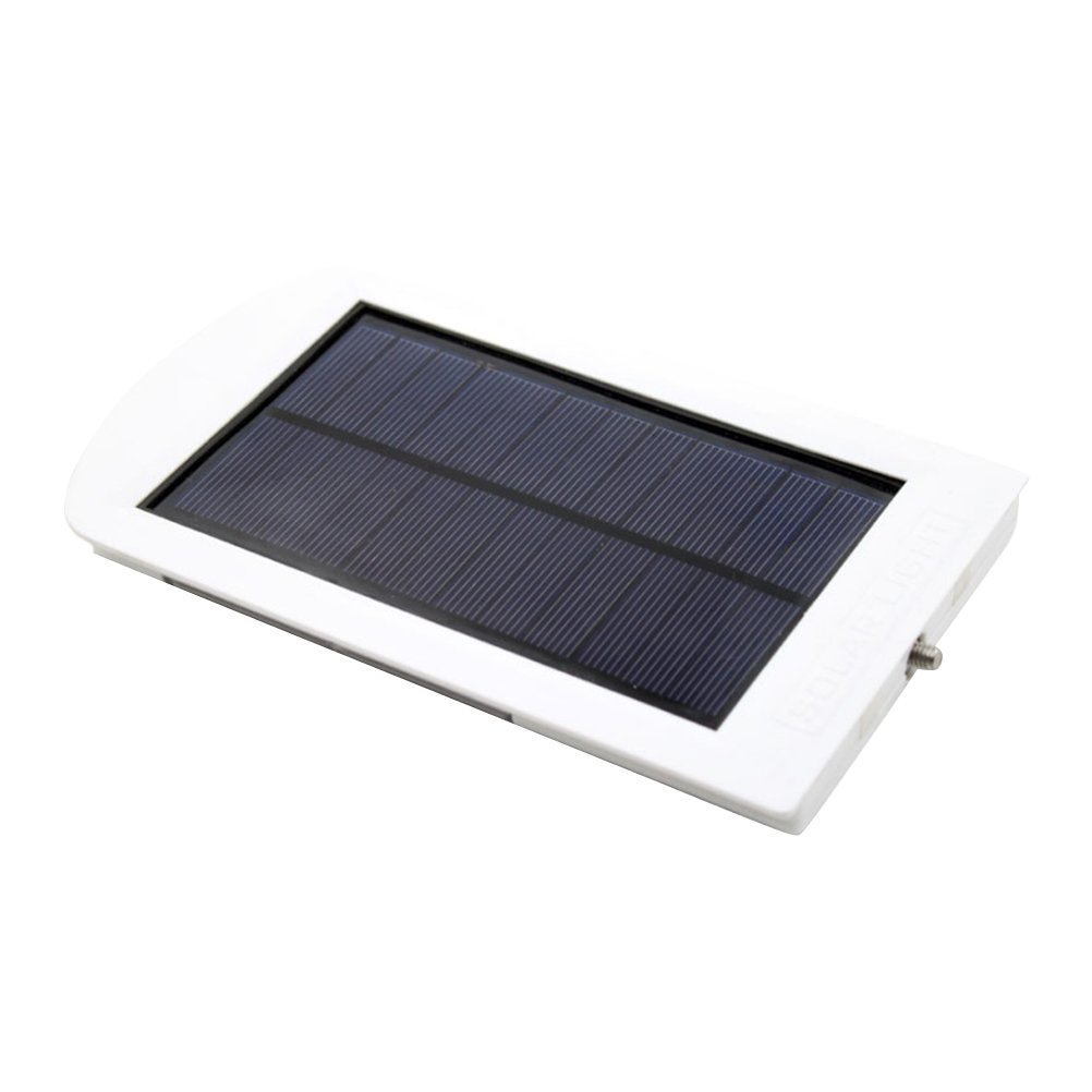 Mobestech Solar angetriebene Straßenlaterne wasserdichte Sicherheitsbeleuchtung im Freien für Straßengarten Yard Parkplatz Einfahrt
