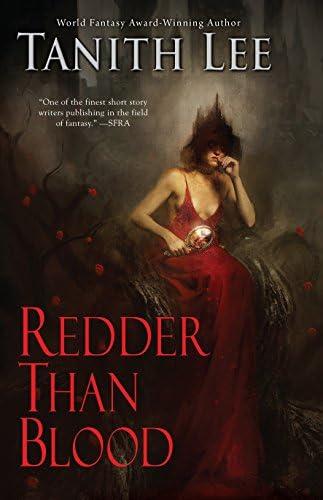 Redder Than Blood : Lee, Tanith: Amazon.com.au: Books