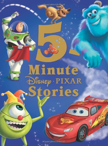 5-Minute Disney*Pixar Stories (5-Minute Stories)]()
