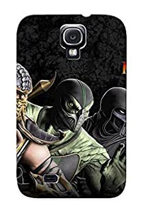 Fashionable Style Case Cover Skin Series For Galaxy S4- Mortal Kombat