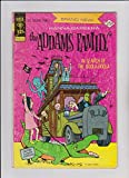 Hanna-Barbera The Addams Family #1(Gold Key 1974 Series)
