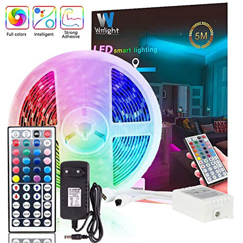 Multi Color Changing Led Strip Lights
