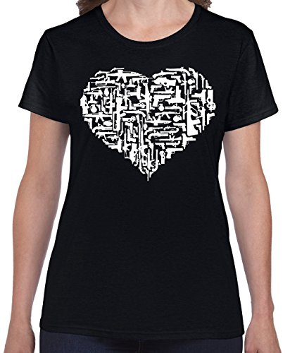 gun-rights-t-shirt-heart-shaped-gun-2nd-amendment-57l18-black