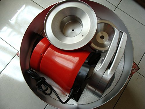 MILK CREAM CENTRIFUGE FULL METAL 120V USA CANADA PLUG
