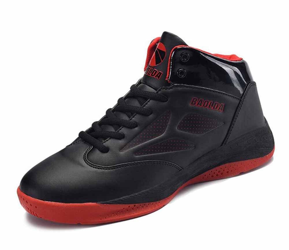 GLSHI Männer Breathable Basketball-Schuhe 2017 Fall Anti-Rutsch-Casual Sportschuhe Teenager's Light Running Schuhe