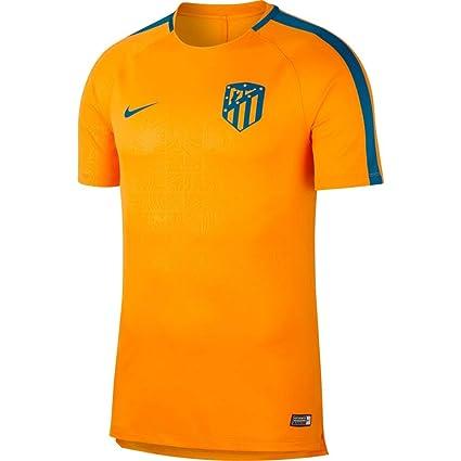76e477ddb Nike 2018-2019 Atletico Madrid Pre-Match Dry Training Football Soccer  T-Shirt