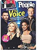 PEOPLE 15 Seasons of The Voice: The Battles, The Knockouts, The Romance