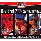 Die Drei Fragezeichen 3 ??? CD 16. Box 46 47 48  16/3er