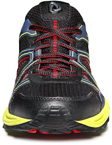 Tesla Herren Outdoor Sneaker Trail Laufschuh T330 / T320 A2Z-T320-NVL
