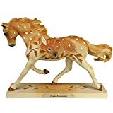 "Enesco 4053781 Trail of Painted Ponies ""Fawn Memories"" Stone Resin Figurine, 6.5"""