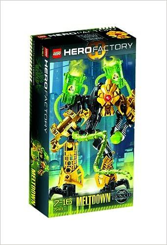 Amazon Lego Instruction Booklet 7148 Hero Factory Meltdown