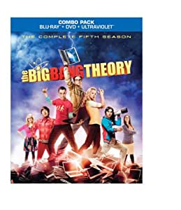 The Big Bang Theory: The Complete Fifth Season (Blu-ray+DVD+Ultraviolet Digital Copy)