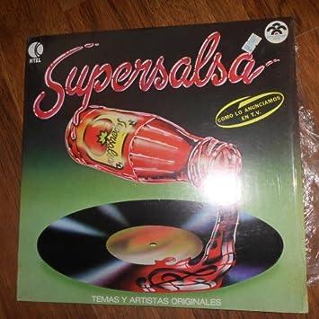 Supersalsa , Como Lo Anunciamos En Tv (Temas Y Artistas Varios Originales) K-