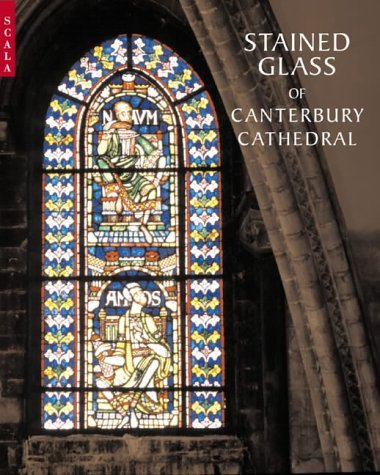 (By Michael Michael Stained Glass of Canterbury Cathedral [Hardcover])
