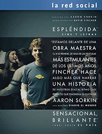 La red social [DVD]