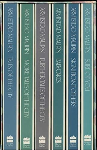 The Complete Tales Of The City 6 Book Set Tales Of The City More