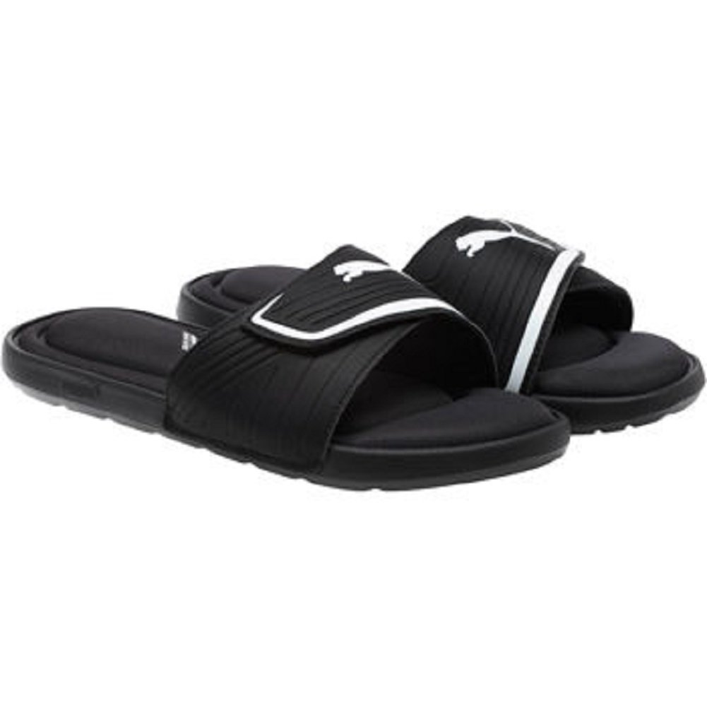78d7e6b79ec0 PUMA Men s Starcat Mfoam Slide Sandals  Amazon.in  Home   Kitchen