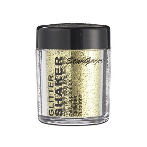 Stargazer Glitter Shaker, Gold