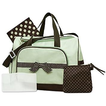 Amazon.com : Sage 4 en 1 bolsa de pañales : Baby