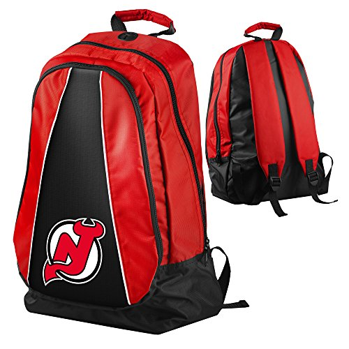 Forever Collectibles New Jersey Devils Adult Core NHL Rucksack