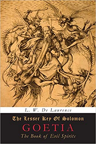 Amazon com: The Lesser Key of Solomon: Goetia: The Book of