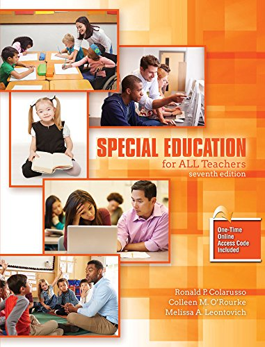1524914312 - Special Education for All Teachers