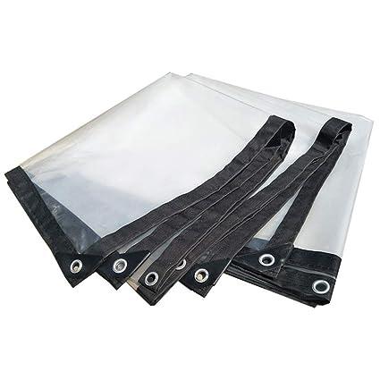 Tende In Plastica Trasparente Per Esterni.Nanfeng Telone Trasparente Antipioggia Serra Tende Teloni Copertura