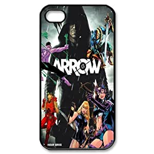 High Quality Phone Case For Iphone 4 4S case cover -Green Arrow - Hot TV Show-LiuWeiTing Store Case 11