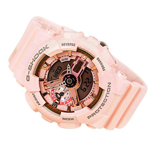 Casio G Shock Quartz Ladies GMAS110MP 4A1