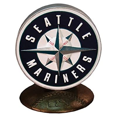 Seattle Mariners 3-D Team Logo by The Memory Company