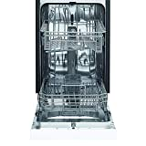 Danby DDW1804EW Built in Dishwasher, White