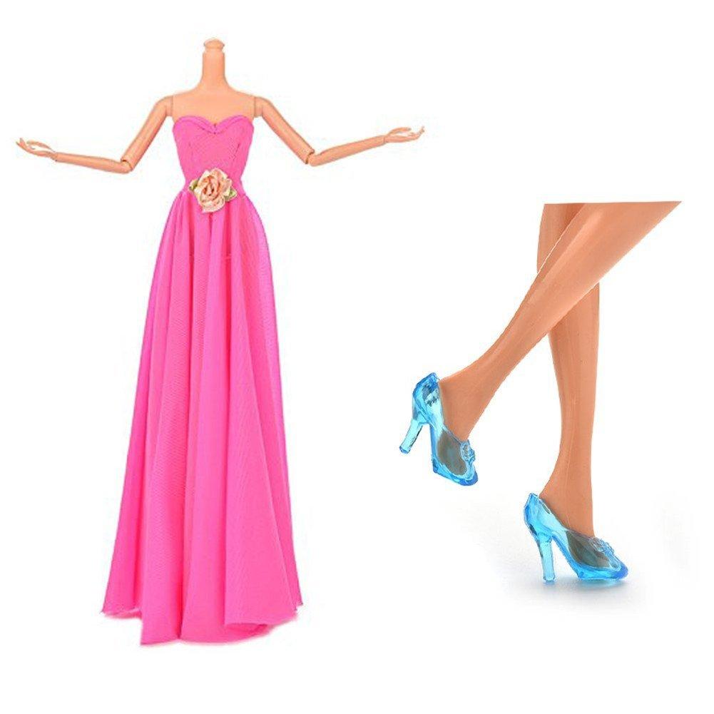 37YIMU® Moda Hecho a mano Ropa Vestidos de fiesta Vestido de traje ...