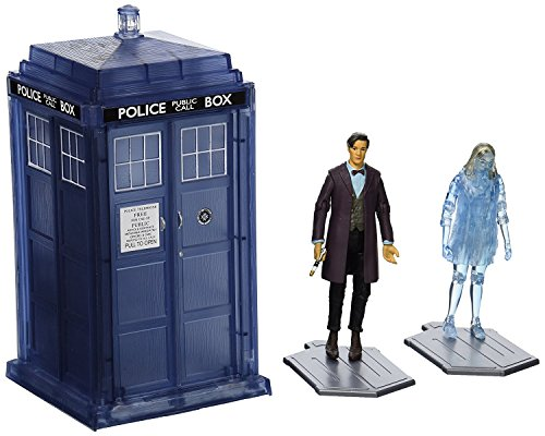 "Underground Toys 5"" Doctor Who ""Hide"" Caliburn House Playset"