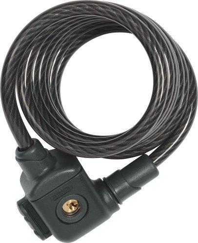ABUS cabel lock Spiral Winner 885/185 KF black by ABUS