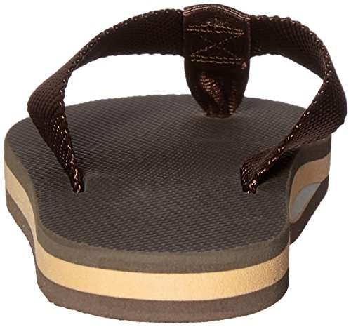Women's Classic Brown Sandals Sandal Rubber Rainbow ZqSCE