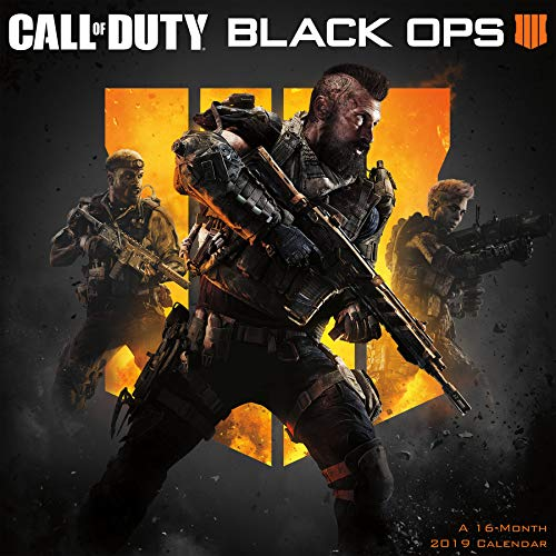2019 Call of Duty Wall Calendar (Best Selling Call Of Duty 2019)